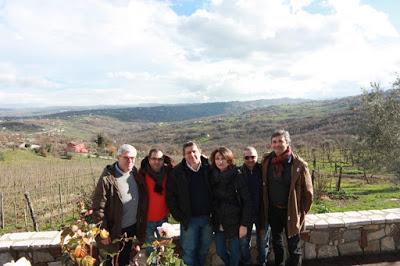Comuni nel Vino, i produttori