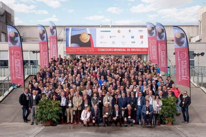 Concorso Mondiale di Bruxelles 2015 a Jesolo, i giudici