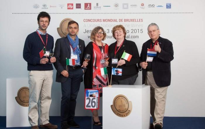 Concorso Mondiale di Bruxelles 2015 a Jesolo, la giuria 26