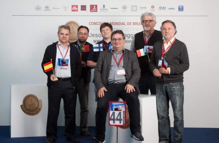 Concorso Mondiale di Bruxelles 2015 a Jesolo, la giuria 44
