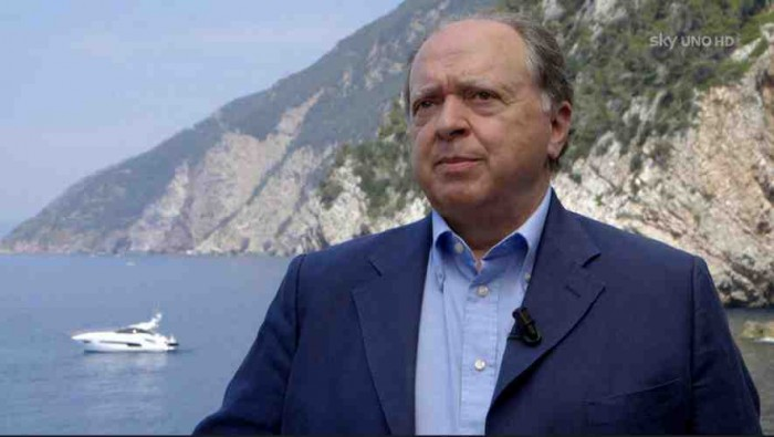 Enzo Vizzari a Masterchef