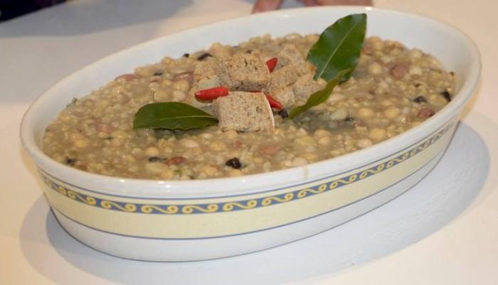 Giovanna Voria a Storie di Pane, la zuppa cicciata ciceralese