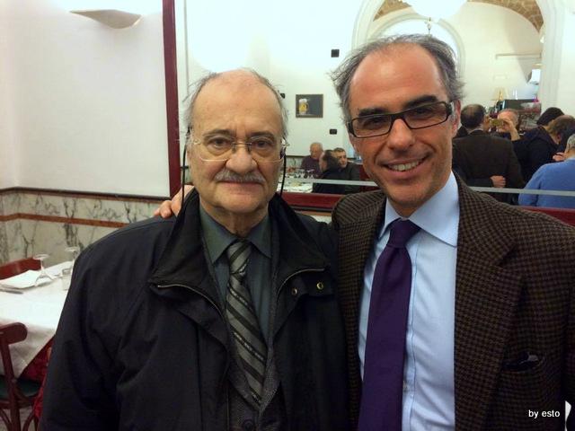 Gorizia e Umberto Cento anni di Pizzeria Antonio Pace e Antimo Caputo