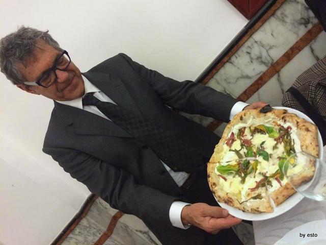 Gorizia e Umberto Cento anni di Pizzeria  Salvatore  Grasso