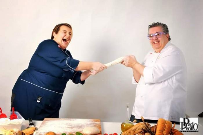Helga Liberto e Vito De Vita