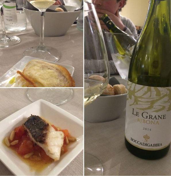 I piatti dello chef Alessandro Micucci dell'Ardesia a Civitanova Marche