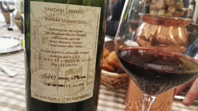 Barbera/barbetta Vàndari 2000