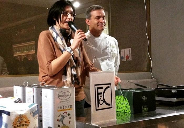 LSDM Milano, Barbara Guerra con Alfonso Pepe