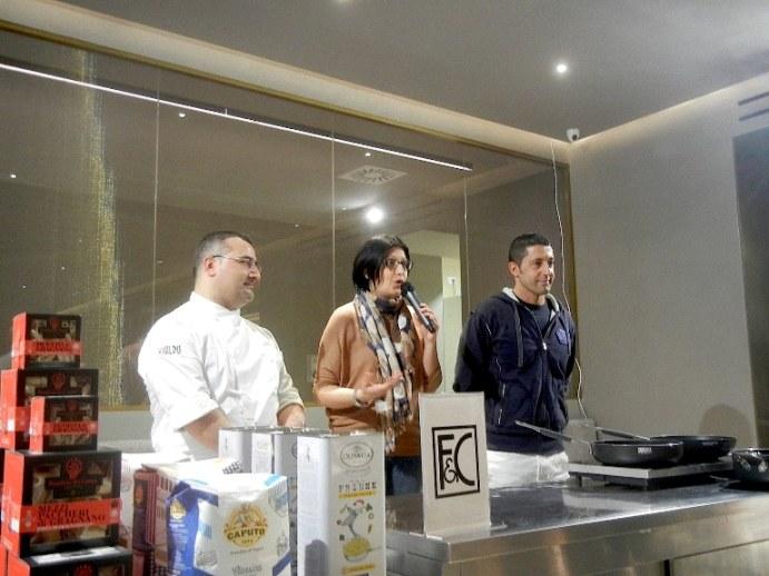 LSDM Milano, Barbara Guerra con Gianfranco Iervolino e Ciro Salvo