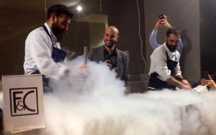 LSDM Milano, Paolo Vizzari con i fratelli Christian e Manuel Costardi