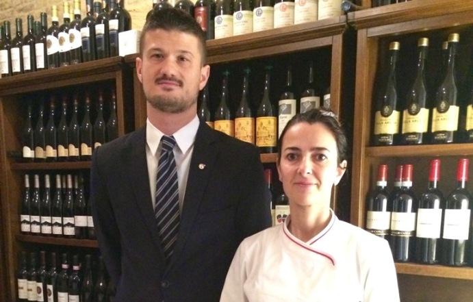 La Neviera, Giulietta e Massimiliano