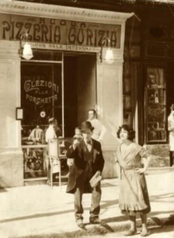 La Pizzeria Gorizia film Napule ca se ne va