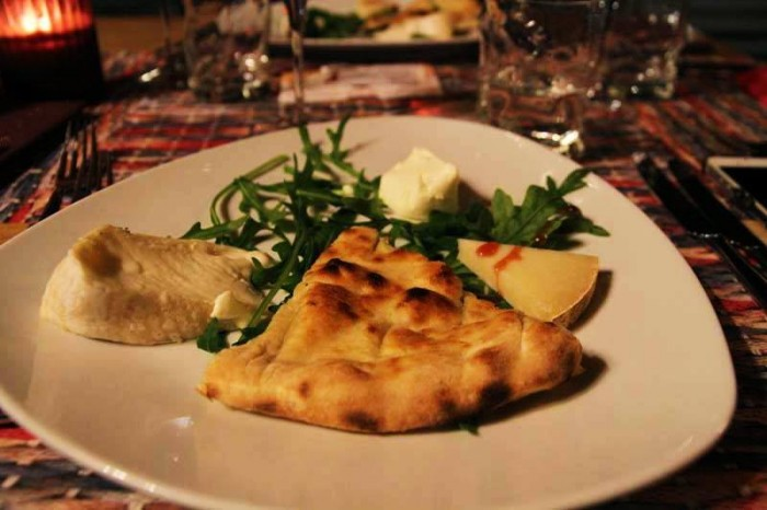 La Spelunca, i formaggi ovi-caprini
