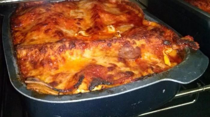 Lasagna paganese
