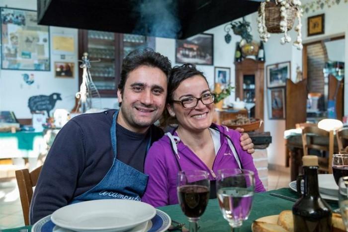 Manuel Lombardi ed Eulalia Parillo