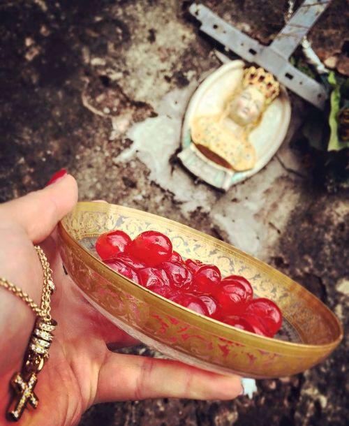 Minne di Sant'Agata, le ciliegine candite