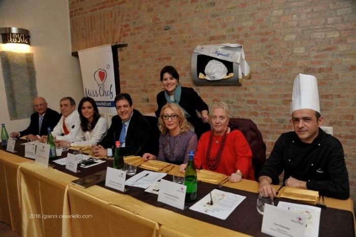 Miss Chef Napoli 2016, la giuria