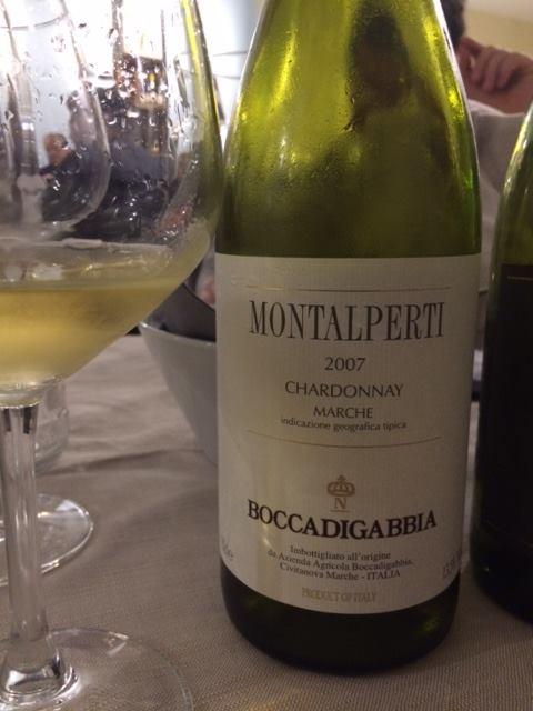 Montalperti Chardonnay in purezza Boccadigabbia