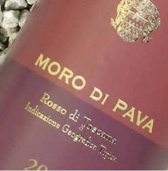 Moro di Pava 2011 Pieve De' Pitti