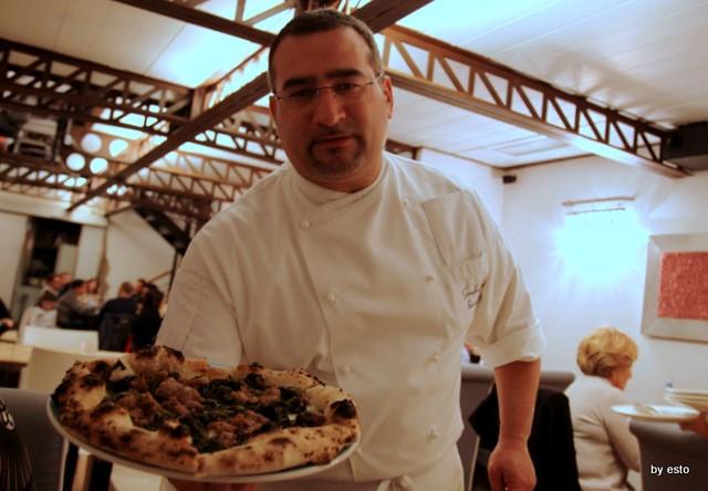 Palazzo Vialdo Gianfranco Iervolino salsiccia e broccoli