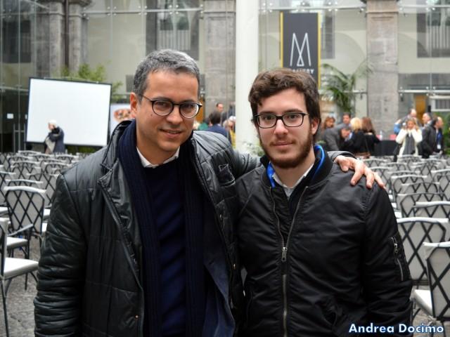 Pizza e Birra. Tommaso Luongo ed Andrea Docimo a Pizza Forma Mentis.