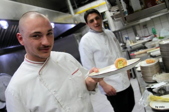 Pizzeria 18 Archi. Ciro De Maio le fritture dolci