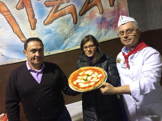 Pizzeria dell'Impossibile Antonio Franco lga Migliaccio Gennaro Gattimolo