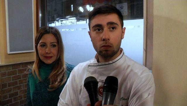 Salumificio Spiezia e Ciro Oliva a Casa San Remo  2016