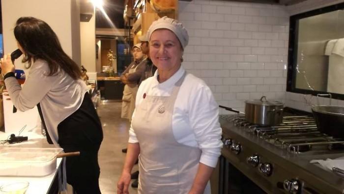 Storie di Pane, Giovanna Carbone