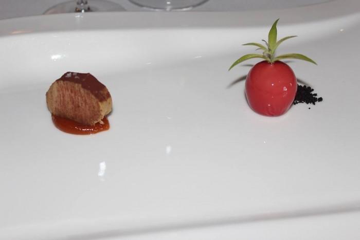 Taverna Estia, foie gras