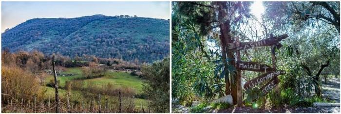 Tra i Monti Trebulani