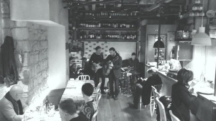Vinile, la jazz band