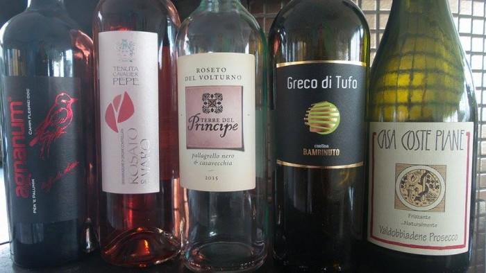 contest #sonocometumivuoi, i vini