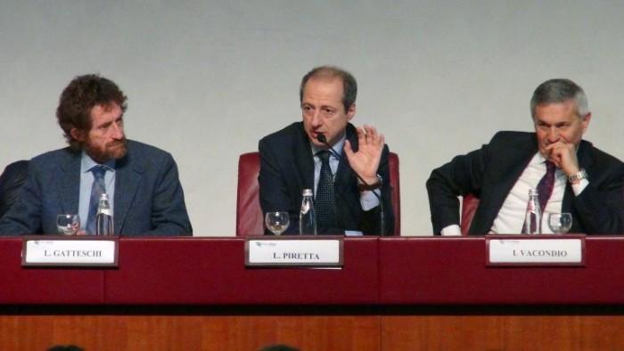 il convegno su farina 00 e quella integrale al SIGEP di Rimini, i relatori