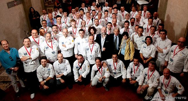 5° Italian Cuisine in The  World Forum, gli chef - immagine tratta da www.httpitchefs-gvci.com