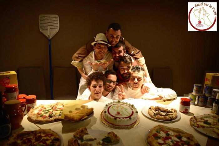 """""""Amici per la pizza"""" atto primo"""