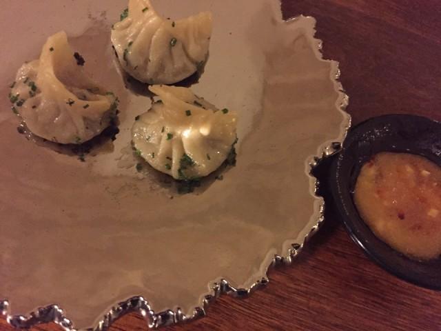 Angelo Sabatelli, ravioli ripieni di foie gras e salsa di soia