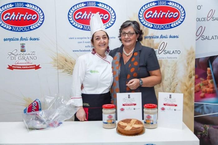 Anna Chiavazzo e Annamaria Chirico