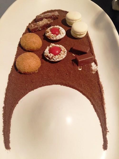 Berton, dessert