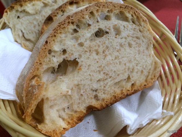 Biancobaccalà Malvi il pane
