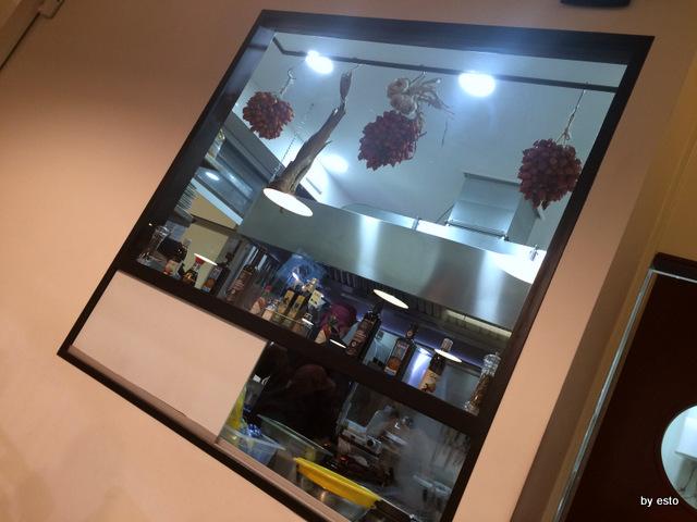 Biancobaccalà Malvi la cucina a vista