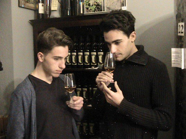 Cantina Putzolu, la nuova generazione Putzolu, i figli di Mauro