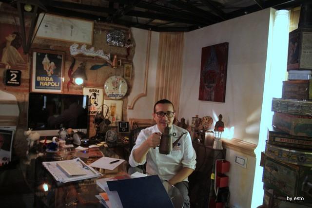 Casa della Pizza di Gino Sorbillo l'ogliara di zia esterina