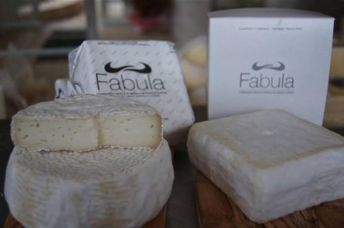 Caseificio Il Casolare. Il formaggio di bufala a pasta   molle in crosta fiorita