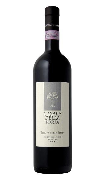 Cesanese del Piglio di Casale della Ioria - immagine tratta da www.vinocult.it