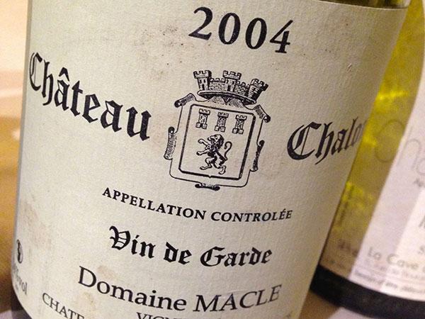Château-Chalon 2004 Domaine Macle