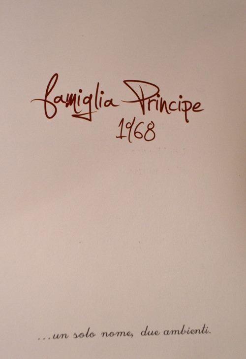 Famiglia Principe 1968