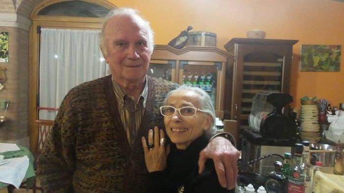 Franco e Ambra Tiraboschi
