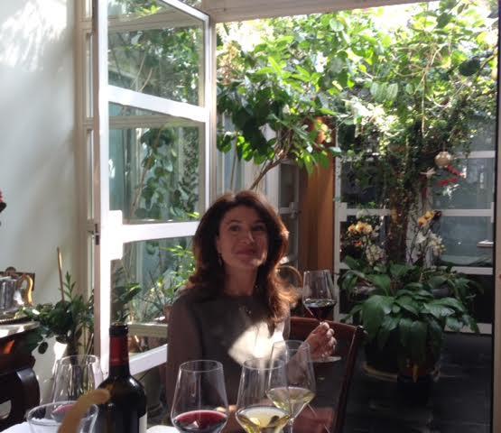 Gaetana Jacono nella sua casa  a Milano