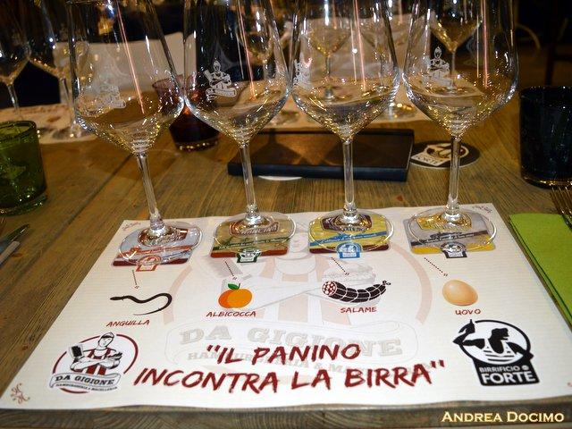 Gigione e Birrificio del Forte, Gigione's Starters' kit